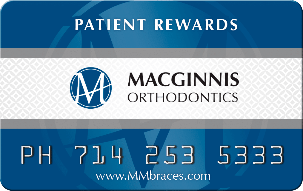 Rewards Macginnis Orthodontics Fullerton CA